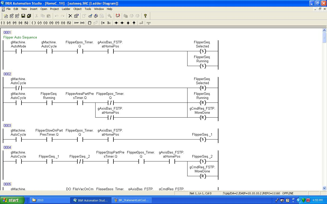 PLC Software | Absolute Machine Control Technologies | AMCT inc